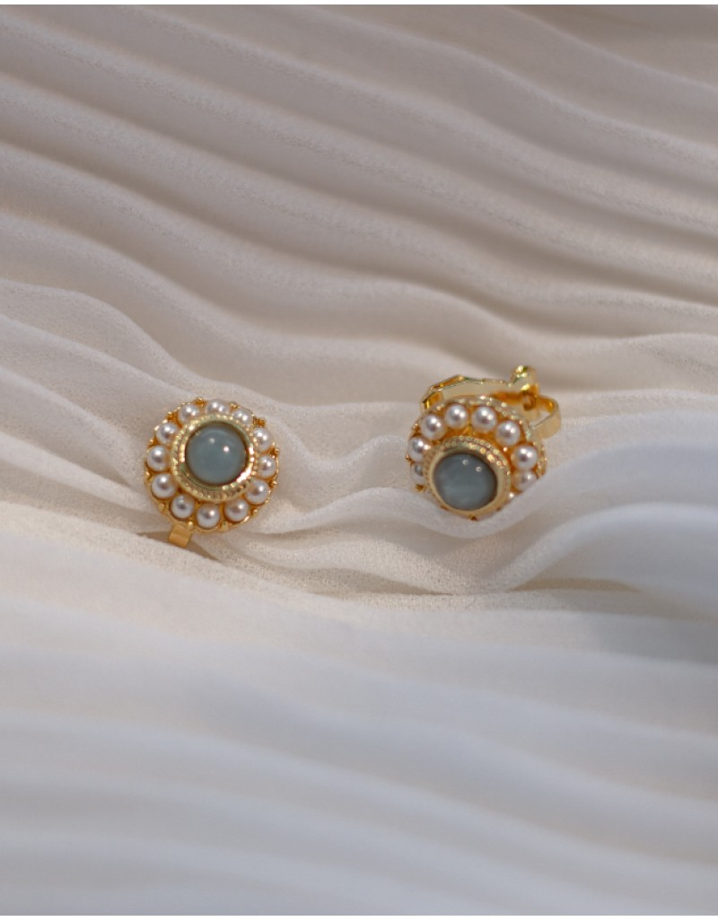 ANNABELLE Pearl Earrings