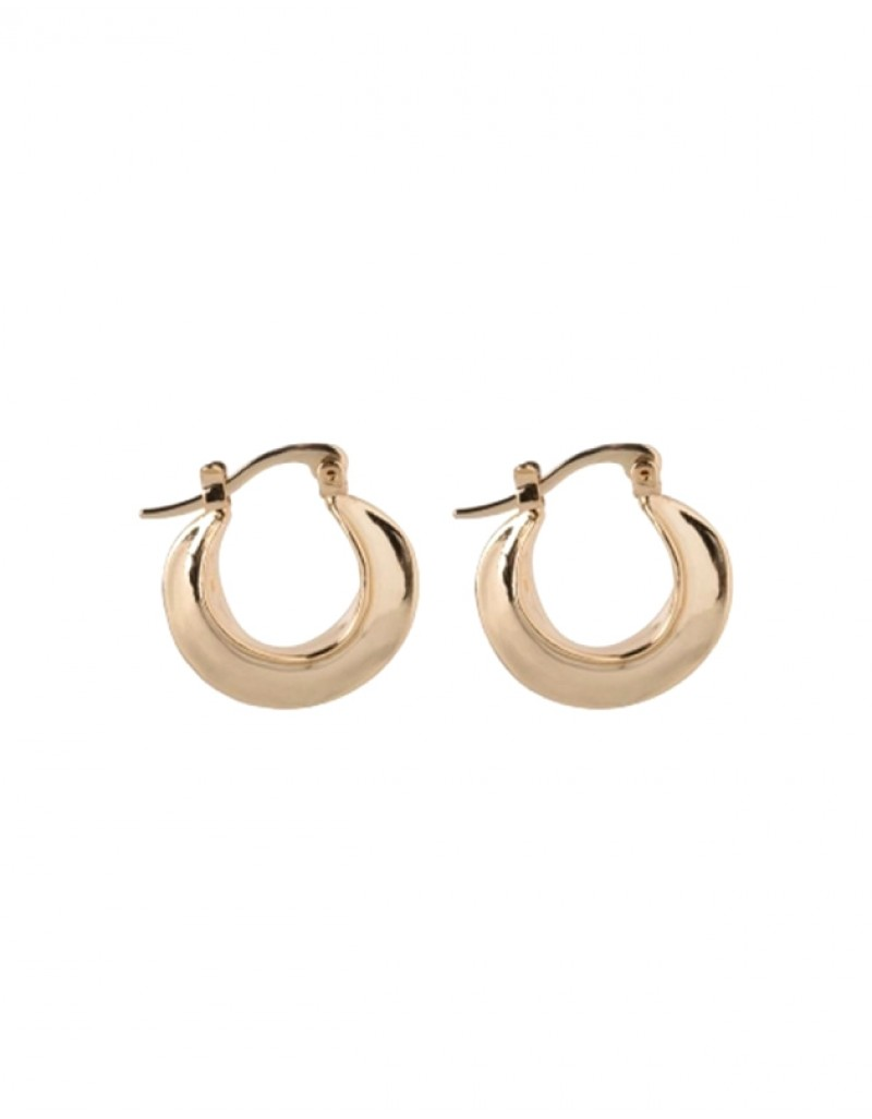 Daphne Hoop Earrings