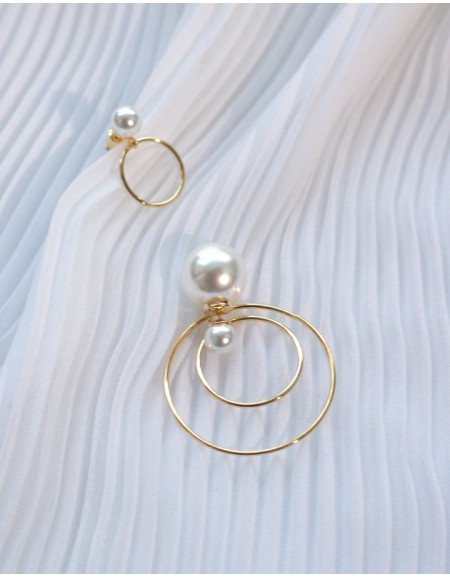 DO Pearl Earrings