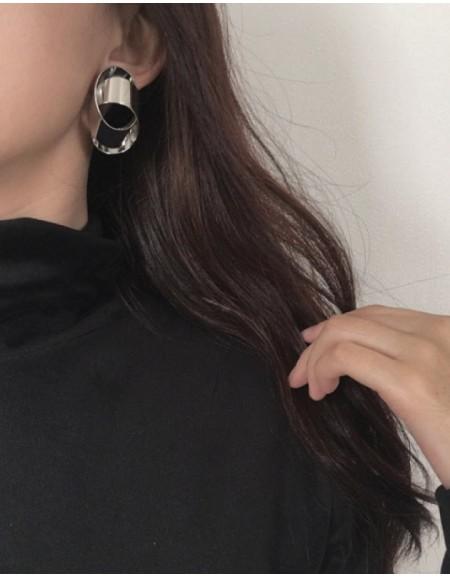 JESS Silver Earrings