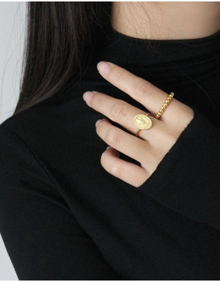 CALLIE Gold Ring