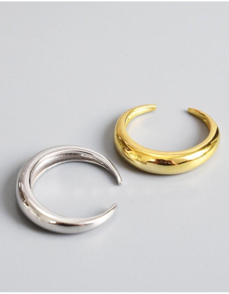 LUNA Gold Ring