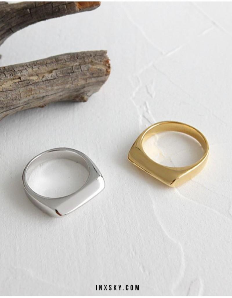 MIA Gold Ring