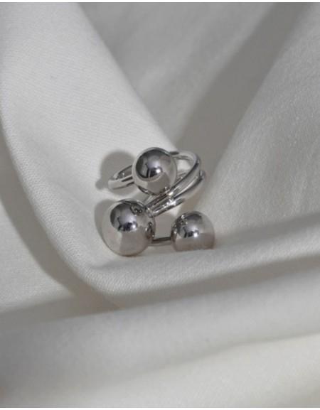 YUI Silver Ring